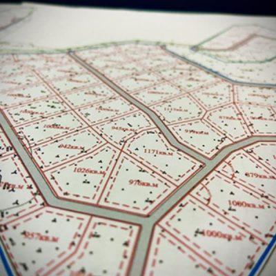 Определение площади застройки
