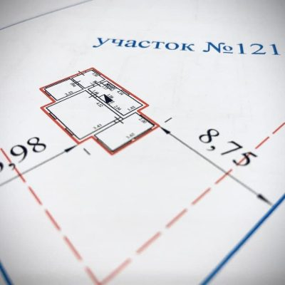 Привязка к координатамучастка