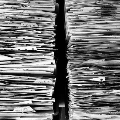 Подача документов по нотариальной доверенности